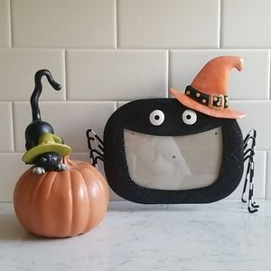 Spooktacular Halloween Spider 4x6  Picture Frame